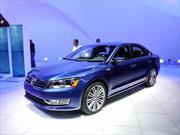Volkswagen Passat BlueMotion Concept se presenta