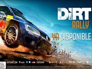 DiRT Rally está disponible para consola y PC