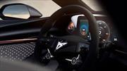 CUPRA revela detalles del concept car eléctrico que va a presentar en Frankfurt