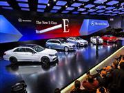 Nuevo Mercedes-Benz Clase E traslada a Djokovic y Nadal