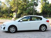 Prueba al Chevrolet Cruze 5 1.8 gasolina Automático