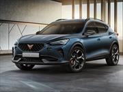 CUPRA Formentor Concept visualiza un SUV híbrido plug-in totalmente deportivo