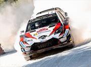 Tanak y Toyota son los ganadores del Rally de Turquía 2018