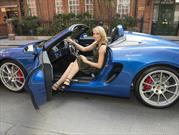 Porsche no va más con María Sharapova