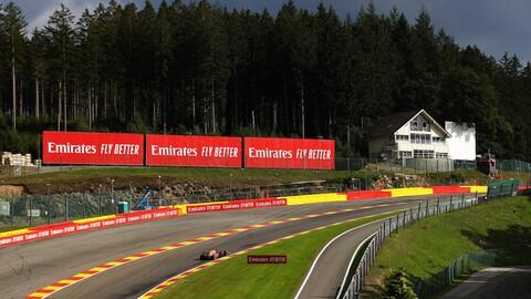 F1 2021: la previa del GP de Bélgica