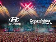 Hyundai será el auto oficial de Creamfields 2017