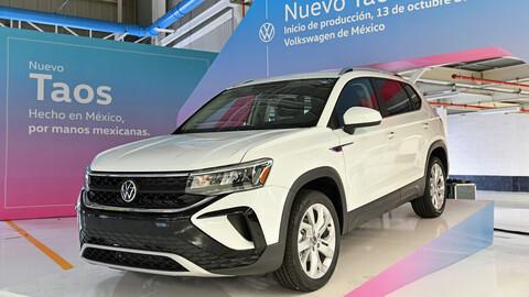 VW Taos tiene su primer recall en México, pero no afecta a Argentina