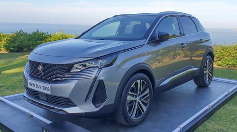 Peugeot 3008 y 5008 2022 llegan a México, con renovado rostro y mejorado equipamiento