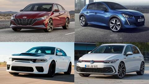 Todos los autos que llegan a México en 2021