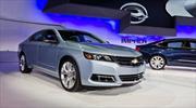 Chevrolet Impala 2014 debuta en el Salón de Nueva York