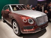 Bentley Bentayga Plug-In Hybrid: la marca británica entra en la onda eléctrica