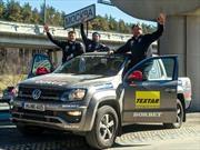 Rainer Zietlow conduce de Dakar a Moscú en un tiempo récord