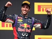 F1 GP de Bélgica: Ricciardo gana y hay guerra en Mercedes