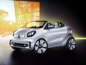 smart forease concept, el futuro de los city cars