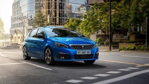Peugeot 308 2021 se renueva