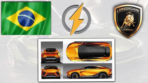 El rey del humo lo hace de nuevo: Joan Ferci quiere fabricar Lamborghinis eléctricos en Brasil