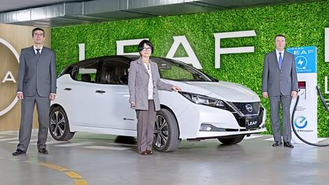 Dinissan y Uniandes promueven la electromovilidad en el país