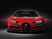 Bugatti fabrica el Chiron numero 100 de 500