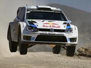 VW seguirá en el WRC