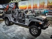 Mopar desarrolla un arsenal de accesorios para Jeep Gladiator 2020