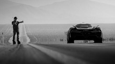 Cuestionan récord de velocidad impuesto por el SSC Tuatara