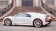 Bugatti Chiron Hermés Edition debuta