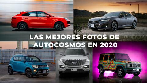 Las mejores fotos de Autocosmos en 2020