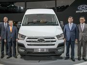 Hyundai H350 busca encajar en el Viejo Continente