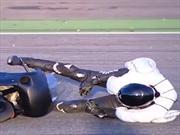 BMW crea indumentaria con airbags para motos