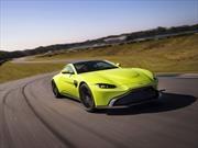 Aston Martin Vantage 2018 debuta