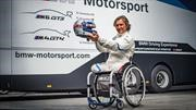 Alex Zanardi, el piloto que nunca se rinde