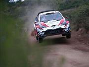 WRC Argentina 2018: El Toyota de Latvala se quedó con el shakedown