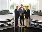 Hertz suma a los nuevos Chevrolet Prisma y Onix a su flota de arriendo