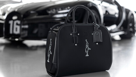 Conoce el equipaje ideal para tu Bugatti