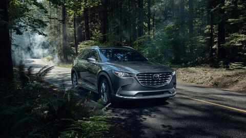Mazda vuelve a mejorar la propuesta del CX-9