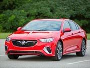 Buick Regal GS 2018 es el nuevo sedán deportivo