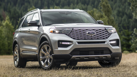Ford Explorer 2021 añade versiones con tracción simple