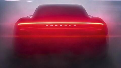 Porsche piensa en un sedán más pequeño que el Taycan para competir con el Tesla Model 3