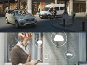 Protección de conductores y ciclistas, objetivo de Volvo