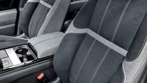 Tapizados y alfombras de vehículos Jaguar Land Rover se harán con residuos plásticos