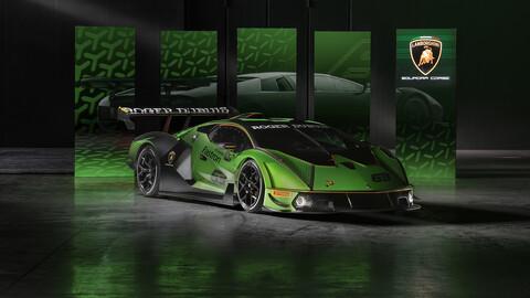 Lamborghini Essenza SCV12, el toro alfa