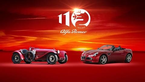 Alfa Romeo cumple 110 años y estrena sitio web