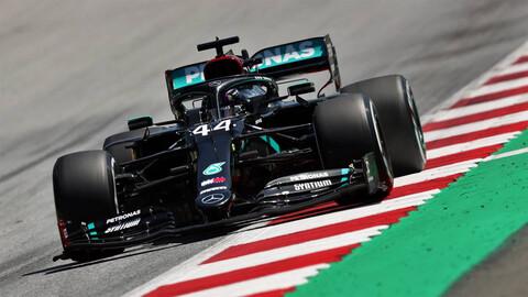 F1 GP de Estiria 2020 de la gloria de Hamilton al infierno de Ferrari