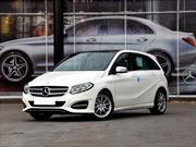 Mercedes-Benz Clase B: Modelo 2015 ya está en Chile