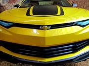 Chevrolet Camaro 2016 será más ligero y deportivo