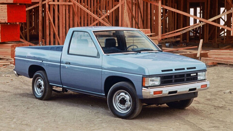 Nissan podría fabricar una pickup compacta y eléctrica para Estados Unidos