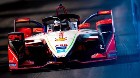Cómo funciona un auto de carreras eléctrico de la Fórmula E