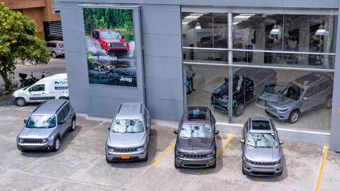 220.000 vehículos se venderían este año en Colombia