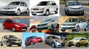 Top 10: los autos más vendidos en Marzo de 2012