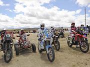 Dakar: Las motos ya están en Bolivia
